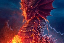 Dragons / by James Targett