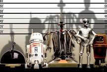 Star Wars Geek / by James Targett