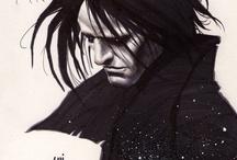 Comics / by James Targett