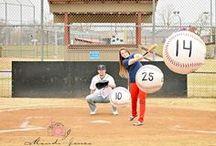 Baseball Engagement / by Pauleenanne Design