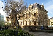 libraries / Adelaide libraries • Adelaide city / by Adelaide city