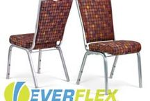 The Everflex  / Flexback Stackable Banquet Chair by Bertolini Hospitality & Design. / by Bertolini HD