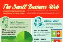 """Small Business Infographics / Infographics can provide such valuable information in a creative, easy-to-understand manner.  This is a collection of infographics for small business.  If you would like to join the group, comment on the """"Join: Small Business Infographics"""" pin and we will add you! / by Member's Choice SBA Lending"""