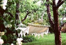 Garden & outdoor living / by Camilla Arvidson