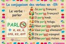 Grammaire  / by Mounir Laraba