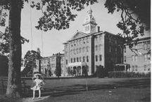 Oregon State Insane Asylum/Oregon State Hospital / Historical photos, books, and information on the Oregon State Insane Asylum (renamed Oregon State Hospital in 1913) / by Oregon State Library