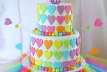 Birthday cakes For Toddlers &Teens /Decorations / Everything you would need for a party / by Caroldene Woodroffe