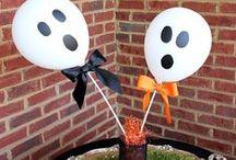 Halloween Party Ideas / by Betallic