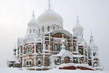 Trans-Siberian / by Kelly Hamren