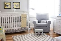 baby rooms / by Heidi Cook Watts