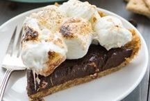 S'Mores / Who doesn't love a good S'More? These are my favorite S'mores recipes  / by Meghan Cooper @JaMonkey