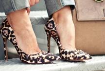 Shoes, Shoes & more Shoes! / by Claudia Guzman