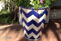 Container gardening / Can not wait until SPRING!! / by Lisa Guyer-Rooney