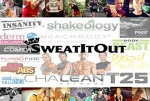 SweatItOut / Motivation, blog posts, fitness gear - anything to get my mind centered on my body. / by Jennifer Miller