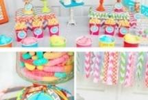 Party Ideas / by Donna Ferguson