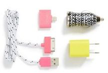 TECH ACCESSORIES / Our tech needs a stylist too. / by Levo League