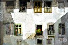 Landscape: buildings / by Diana Valvasori