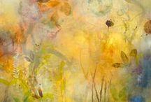 "Art: ""naturesque"" / by Diana Valvasori"
