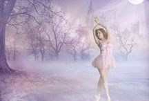 Colour - lilac/soft mauve / by Suzanne - Thrippence