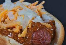 Best Baseball Stadium Hot Dogs / by Lynn