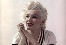Marilyn Monroe / by Frank Redestad