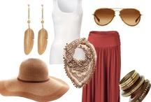 Bohemian Fashion / Bohemian Women's Fashion Clothing / by Bohemian By Design