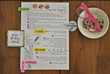 Studying / by Linda -