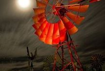 Windmills Of My Mind / by Pam King