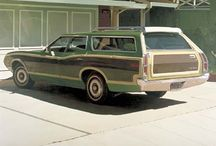 Station wagons / by Tim Lally