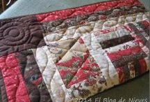 Quilting & Patchwork / by Nieves María