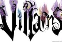 Disney Villians... LOVE Them!! / by Deb Salas
