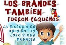 Libros para niños / Books for kids / Libros que me parecen interesantes para niños  Books interesting for kids / by MamaExperta