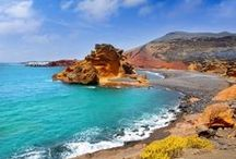 Canary Islands / Mis lugares favoritos de las Islas Canarias / by Ina Molina