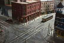 Model Railroad Inspiration/Ideas / Steve (Mr Vintage) Frederick tarafından