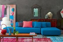 living room / by Coral
