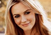 Alicia Silverstone / by Jessica Rogers