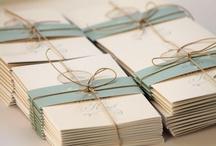 Wedding Stationery / by Annalina