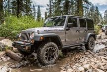 5 Jeeps/SUV/Off-Road / by Shawn Talley