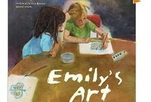 Art Education Books/Media  / Favorite Art Education Books Media for Art Class / by Louann Brown