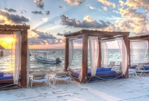 Azul Hotels, by Karisma / Azul Hotels, by Karisma include Azul Fives Hotel, Azul Beach Resort and Azul Sensatori in the Mayan Riviera. This is an all inclusive line of family-friendly resorts. / by All Inclusive Outlet