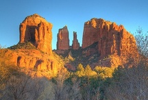 Arizona (and other parts of the southwest) / I love Arizona...I am blessed to be able to go several times a year. Stunning place...and a flavor all its own. / by Ellen Stanclift