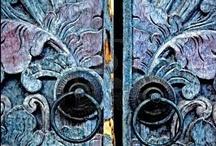 Gates,Windows and Doors / by Linda Stevens Bock