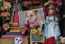 Dia de Los Muertos / by Kristen Bokovoy