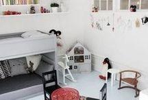 Kids' Shared Bedroom / by Lauren Michelle