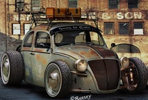 Cars / by Charles Pasco