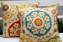 Toss Cushions / by Deborah Mansell Designs