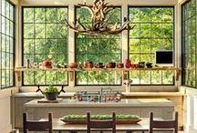 Dining / by Deborah Mansell Designs