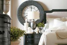 Bedrooms / by Deborah Mansell Designs