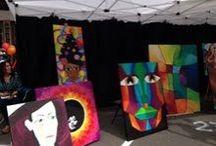Arts Alive Langley BC / by Deborah Mansell Designs