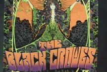 Black Crowes Posters / by PosterScene.com